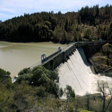 Future of Potter Valley power project could hinge on options for dam at Lake Pillsbury